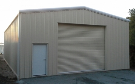 Roll up doors for storage sheds listitdallas for 12x12 overhead garage door